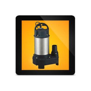 펌프샵 한일펌프 IPV-835N 1마력 스탠오배수 수중모터