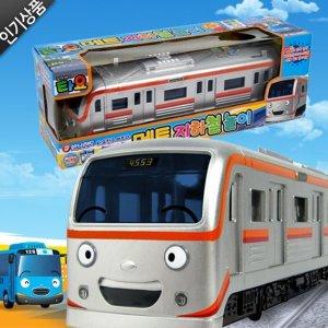 메트  지하철  놀이타요타요와친구들지하철장난감멜로디불빛기능바니랜드