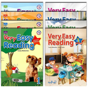 Very Easy Reading 1.2.3.4 선택/컴퍼스미디어