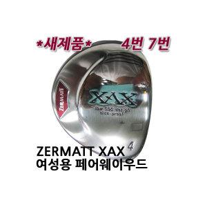 ZERMATT 여성용 페어웨이우드/새제품/KC골프