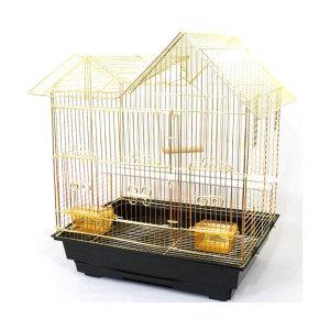 3007 기와 금장 새장 앵무새 다람쥐 잉꼬 모란 집