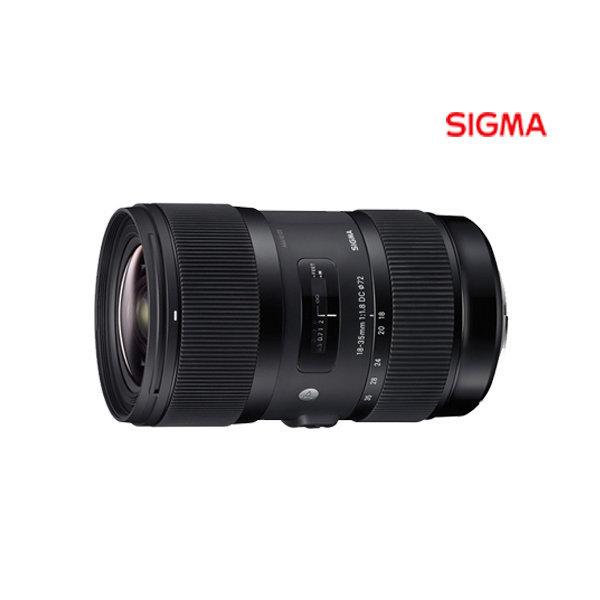 JJ /시그마 A 18-35mm F1.8 /정품/니콘용/필터증정