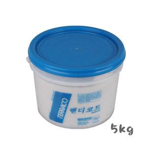 핸디코트(내부용)/5kg/조인트/수성퍼티/테라코