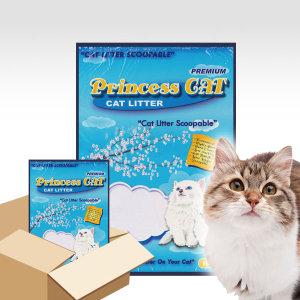 프린세스캣 고양이모래 /두부모래/고양이화장실