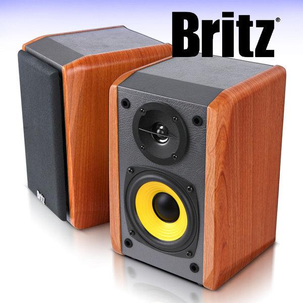 브리츠스피커 BR-1000A 2 / 컴퓨터 듀얼 우퍼스피커