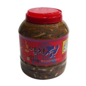 제주식품 추자 멸치젓 4.7Kg