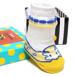 플립플랩 유아 신생아 양말 세트 임신 출산 축하 선물