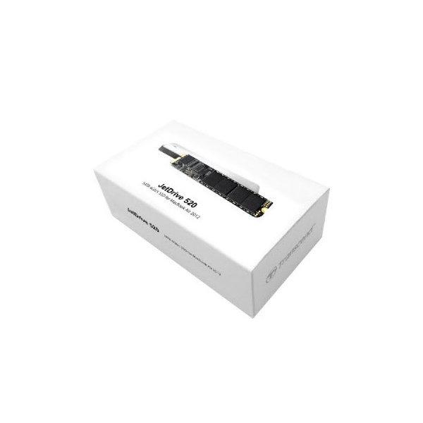 ui. 트랜센드 JetDrive 520 480GB / 젯드라이브