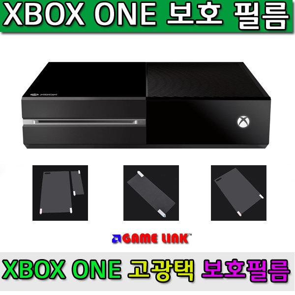 XBOX ONE 보호필름 / 고광택 보호필름 /