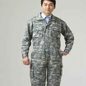 신상품 스즈끼 사계절정비복 얼룩무늬 정비복 작업복