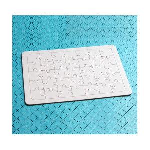 퍼즐 네모 대 -35조각/종이퍼즐 만들기 그리기 맞추기