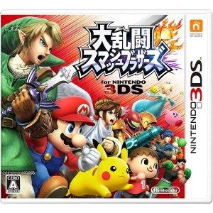 3DS 대난투 스매시 브라더스 일본판 상태좋은중고