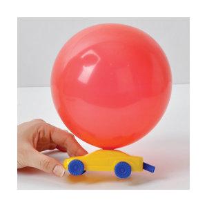 풍선 자동차(안전인증품)만들기/과학교구 풍선자동차