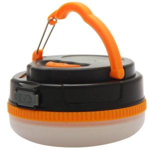우신 충전식 오렌지텐트등 WS-500/200루멘 캠핑등