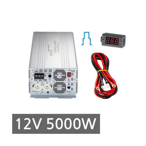 12V인버터 대용량 5000W / 파워디지털 DP-44012AKS