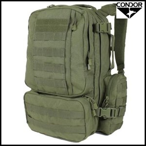 (CONDOR) 169: Convoy Outdoor Pack 등산 백팩