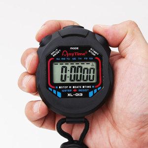 스탑워치 스톱 타이머 초시계 전자 스포츠 수능시계