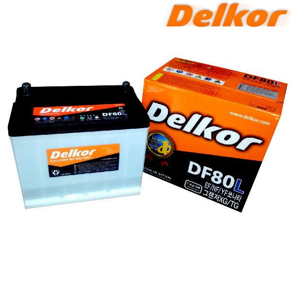  델코  DF80R DF80L 아반떼 엑센트 크레도스 로체+