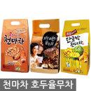 콘플레이크 천마차 50스틱 단호박 국산차 음료수