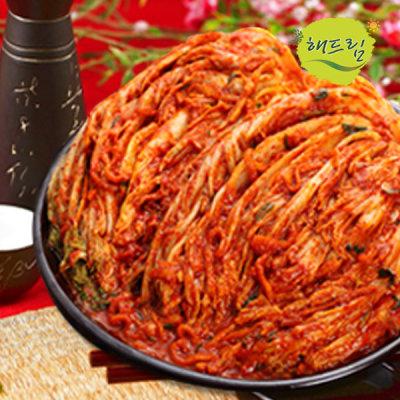 해드림 해울 배추 생 포기 맛 묵은 맛있는 김치10kg
