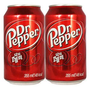 닥터페퍼 355ml x 24캔 / 음료수 탄산음료