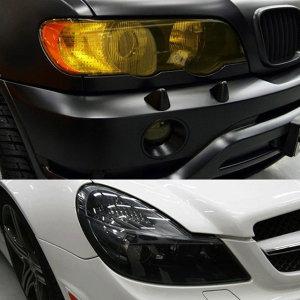 자동차 라이트필름 보호필름 50Cm 헤드램프 안개등
