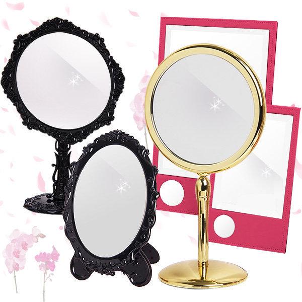 LUXURY 인테리어 탁상거울-화장대거울/화장거울
