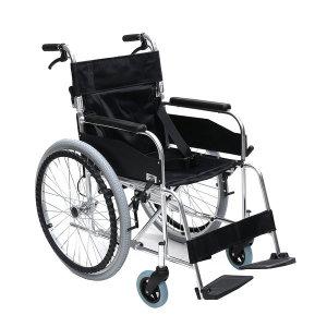 수동휠체어추천/알류미늄/등꺽임/브레이크/GC-2000