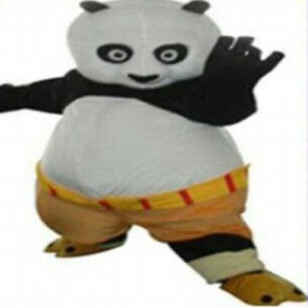 쿵푸팬더 인형탈 이벤트용 캐릭터 동물탈옷 홍보용