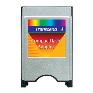 트랜샌드 PCMCIA CF 아답터/산업용기계/노트북/8G인식