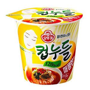 오뚜기 컵누들x15입 6종/매콤/우동/쌀국수/잔치국수