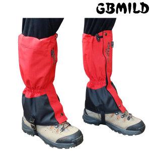 GBmild 노르딕멜란 스패츠 등산용 남녀 방수스패츠