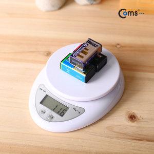 BE054 주방용 소형 저울 1g-1kg 그램 디지털 무게측정