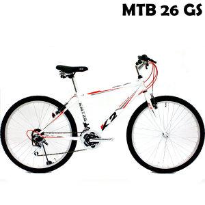 15�� K2BIKE ���θ��̵� 26��ġ MTB 21�� KMT26GS