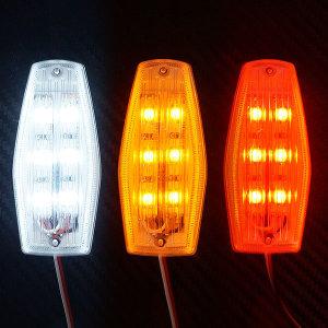 삼항ㅁ12V-24V 5050 3칩 LED사이드램프/시그널