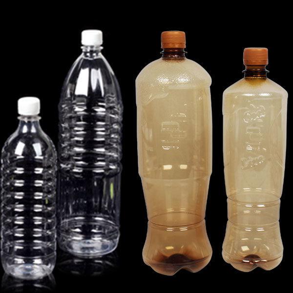 PET 생수병 생맥주용기/페트병 물병 소주병 술병 포장