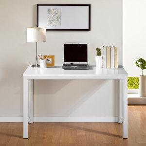 바젤 책상 1200 사무용책상 일자형책상 컴퓨터책상