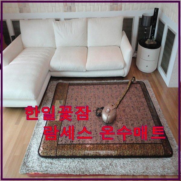 한일꽃잠 싱글 람세스 온수매트/침대와온돌 겸용