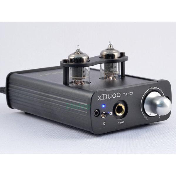 해외) xDuoo TA-02 Tube HiFi Amp 진공관 헤드폰 앰프