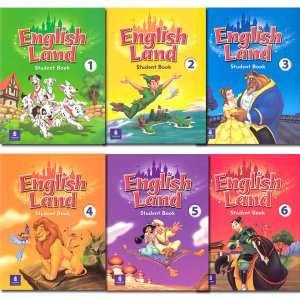 English Land 1.2.3.4.5.6 Student Book / Activity Book / Audio CD 선택가능