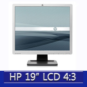 HP LA1951 LA1950 19인치 모니터 5:4비율 듀얼 회전
