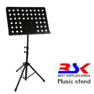 BSK특대형 전문가 보면대/기타받침대/조율기/피크