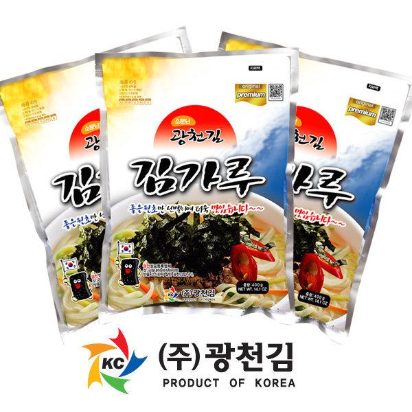 김가루1kg/김가루400gx2봉/대천/광천/김채/자반