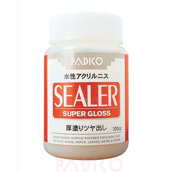 수성니스광택(SEALER SUPER GLOSS) 100cc