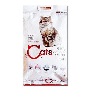 캐츠랑 전연령 5kg/고양이사료