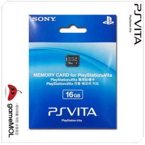 PSVita 비타 메모리카드 16GB /소니공식대리점