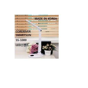 (한성사)LED조명스텐드/책상용스텐드/코아리버