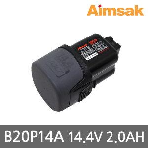 아임삭 배터리 리튬이온 AD414R B20P14A 14.4V 2.0Ah
