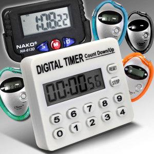 디지털타이머 스톱워치 카운트업다운 초시계 쿠킹스탑