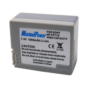 Maximal Power DB SON NP-FF70/FF71 Replacement B...